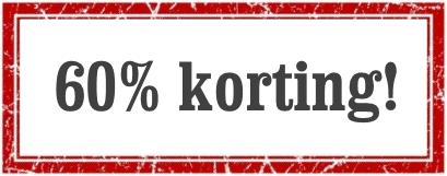 60% starterskorting