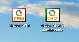 Linkjes naar Alexion CRM II