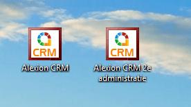 Linkjes naar Alexion CRM