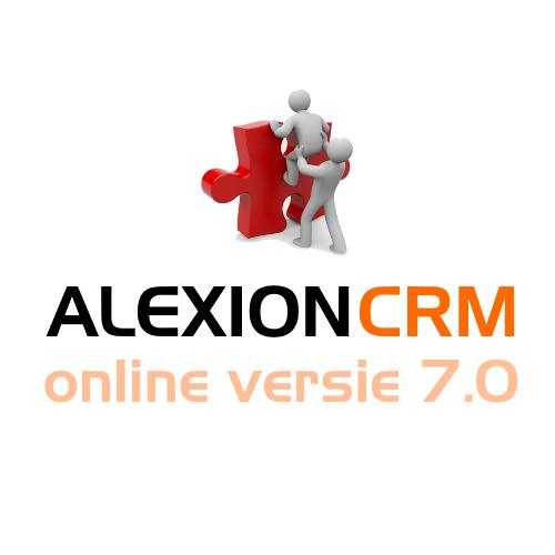 Alexion CRM online versie 7.0
