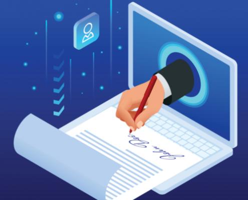digitaal onderteken met alexion crm en signrequest