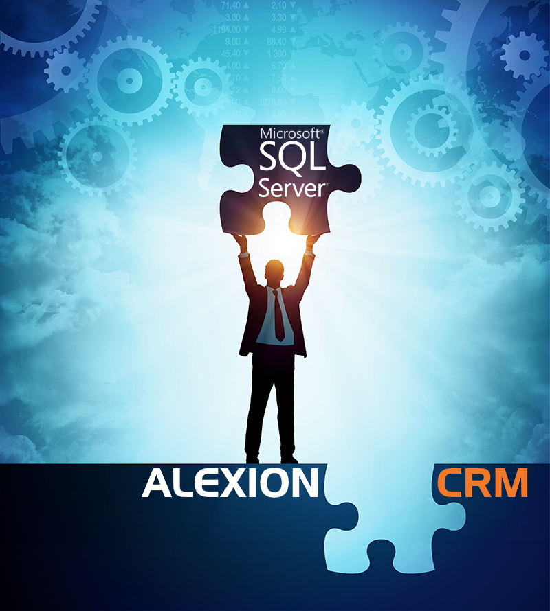 Microsoft SQL - Alexion CRM