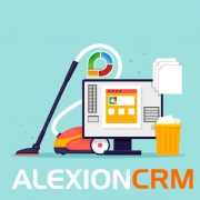 Alexion CRM database opruimen