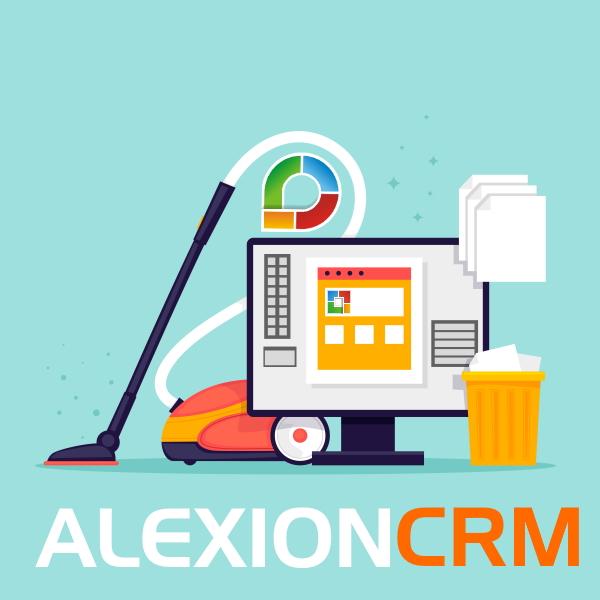 Alexion CRM database opruimen