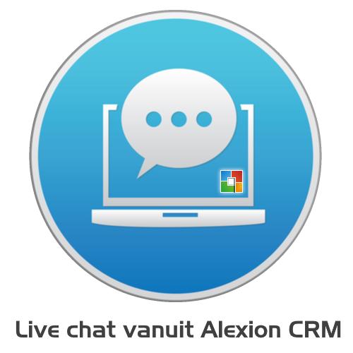Alexion CRM - live chat