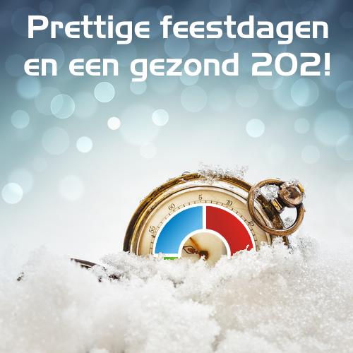 Alexion CRM - prettige feestdagen en 2021