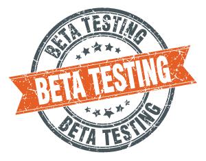 Alexion CRM - beta testeng badge