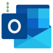 Outlook e-mail importeren
