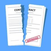 Alexion CRM - contract-beeindigen