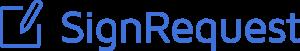 SignRequest logo met tekst
