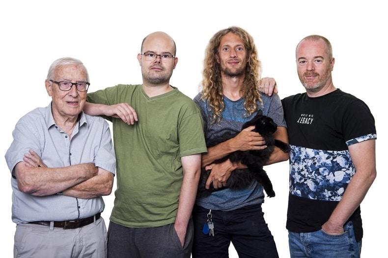 Het Alexion CRM team
